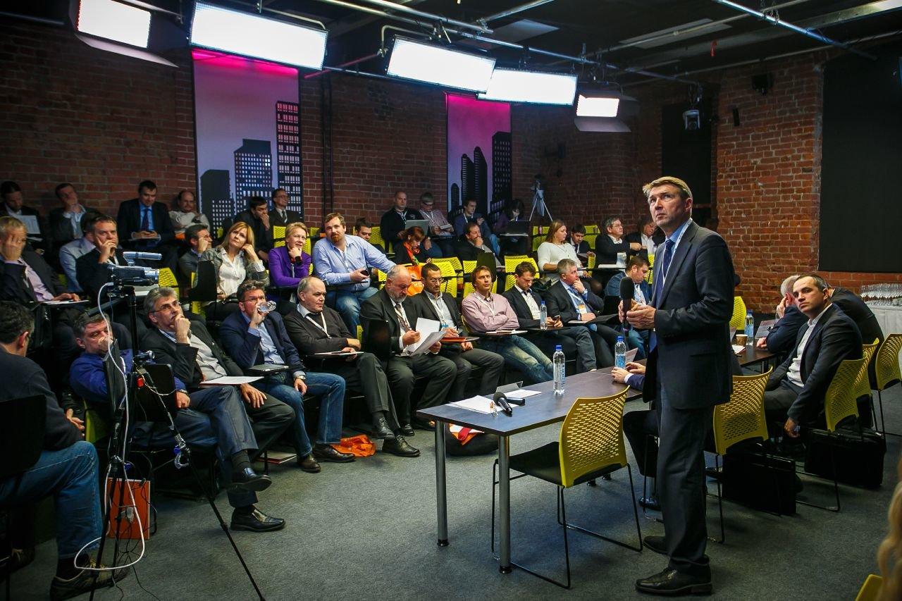 Открытое заседание ассоциации РУССОФТ