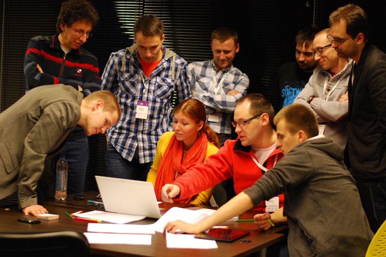 Небольшие мастер-классы в основной программе конференции